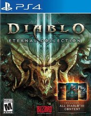 Activision Blizzard Diablo III Eternal Collection [Blu-Ray диск] (PlayStation) - купить в интернет-магазине Coolbaba Toys