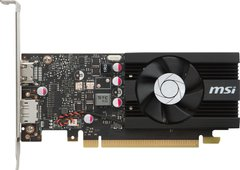 MSI GeForce GT1030 2GB DDR3 low profile OC - купить в интернет-магазине Coolbaba Toys