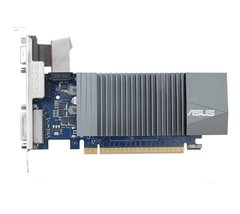 ASUS GeForce GT710 2GB DDR5 low profile silent - купить в интернет-магазине Coolbaba Toys