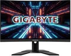 "Монітор LCD GIGABYTE 31.5"" G32QC, VA, 165Hz, Curved (1500R), DP, HDMI, 2xUSB3.0, 2560x1440, 1ms - купити в інтернет-магазині Coolbaba Toys"