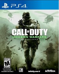 Activision Blizzard Call of Duty: Modern Warfare. Remastered 2017 [Blu-Ray диск] (PlayStation) - купить в интернет-магазине Coolbaba Toys