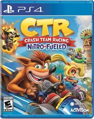 Activision Blizzard Crash Team Racing [Blu-Ray диск] (PlayStation) - купить в интернет-магазине Coolbaba Toys